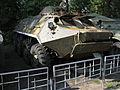 BTR-60PB APC at the Muzeum Polskiej Techniki Wojskowej in Warsaw.JPG