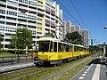 BVG Berlin tram Tatra KT4DM 6141 (29173782623).jpg