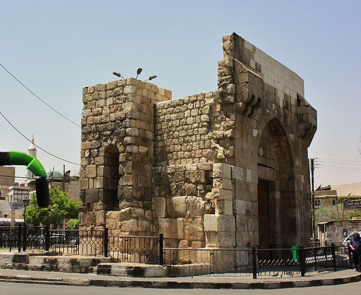 File:Bab Touma Gate Damascus.jpg