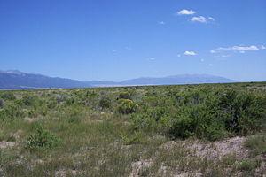 Baca National Wildlife Refuge - Image: Baca View