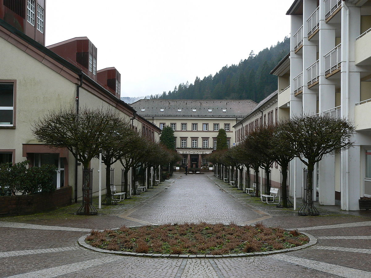 Hotel Therme Baden Wurttemberg