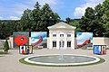 Baden bei Wien - Doblhoffpark, Fotofestival La Gacilly-Baden 2018.JPG