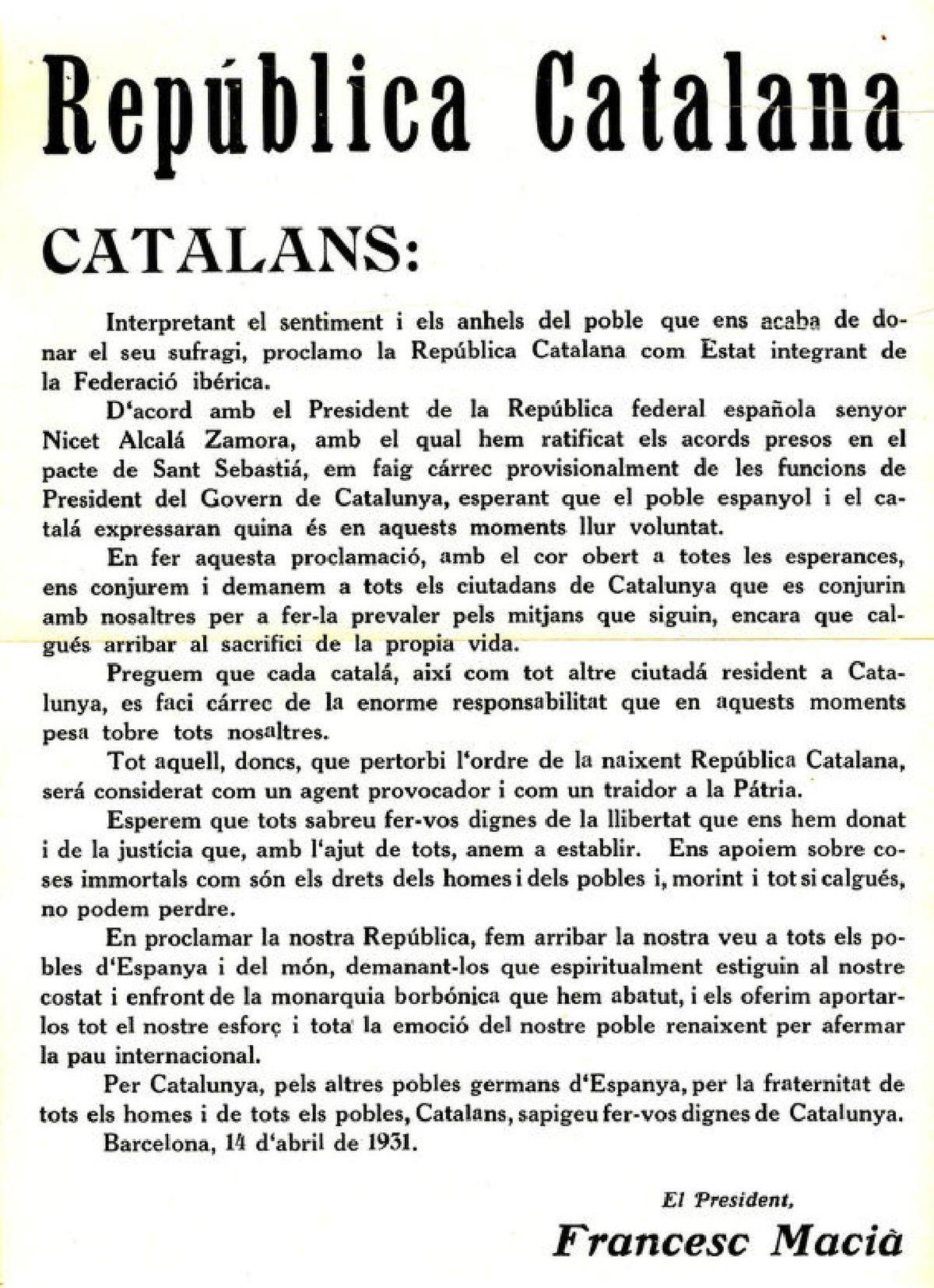 rep blica catalana wikipedia la enciclopedia libre
