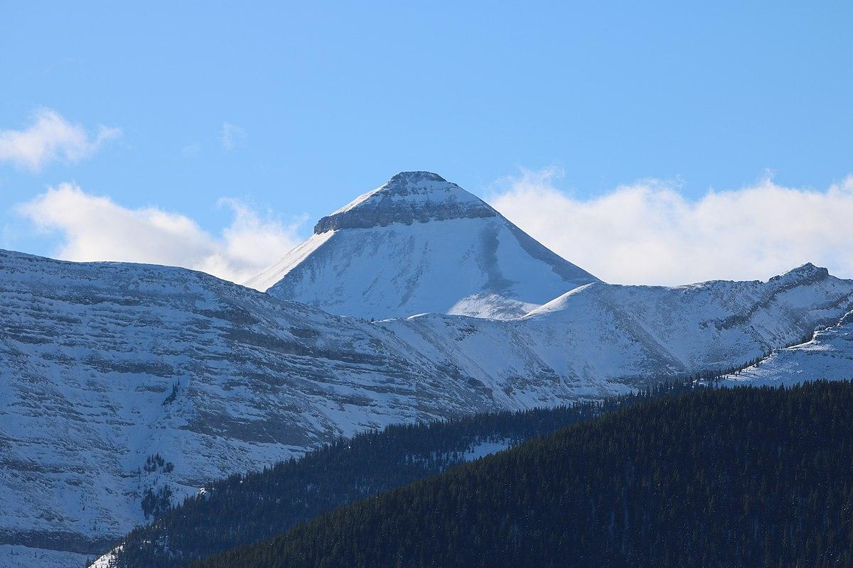 Banded Peak Alberta Wikipedia