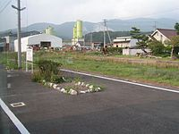 Banetsutousen Kanmata eki 1.jpg