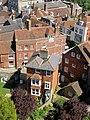 Barbican House and Bartholomew House, Castle Gate, Lewes - geograph.org.uk - 895656.jpg