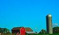 Barn and Silo Near Richland Center - panoramio.jpg