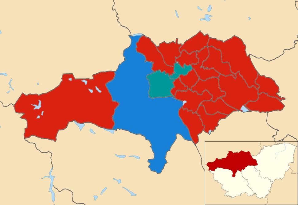 Barnsley wards 2014