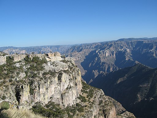Barranca del cobre 3 best places to visit in mexico