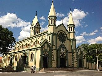 Curvelo - Church in Curvelo
