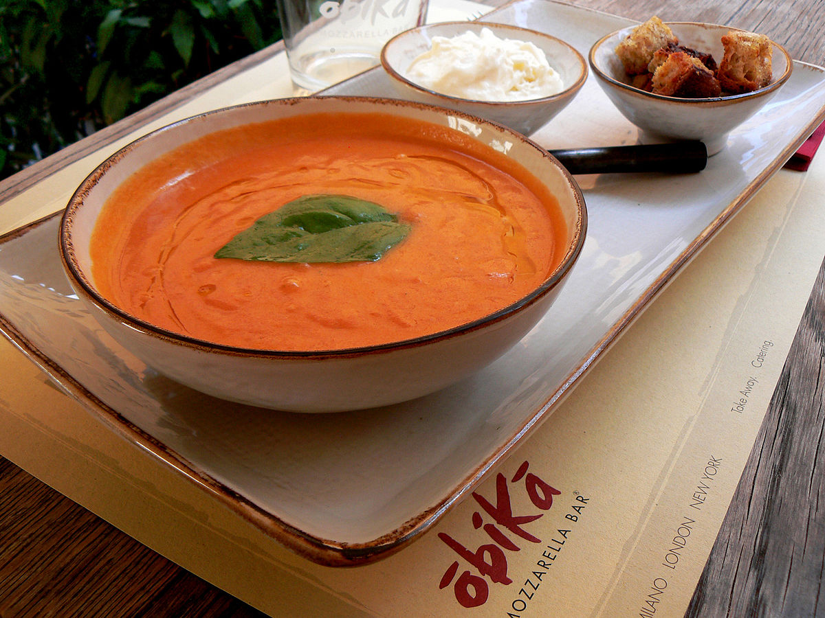sopa para quemar grasa