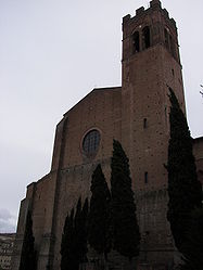 Basilica of San Domenico tower 3.jpg