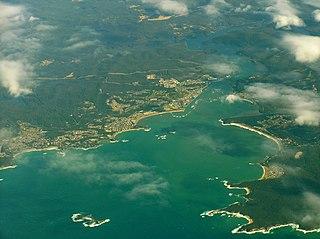 Batemans Bay (bay) bay in New South Wales, Australia