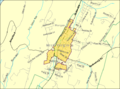 Bath (Berkeley Springs) WV 2000 Census reference map.png