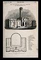 Baths and wash-houses, Bilston, near Birmingham; with a plan Wellcome V0012226.jpg