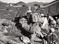 Battle at Great Wall, Laiyuan, Hebei, autumn 1937.jpg