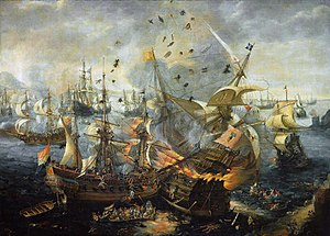 Battle of Gibraltar (1607) - Battle of Gibraltar 1607