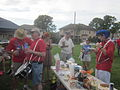 Bayou St John 4th of July 2013 Snack Table.JPG