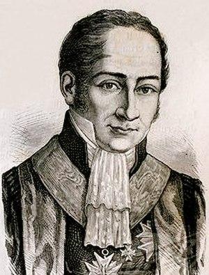 Charles Barbier - Image: Bdelaserre