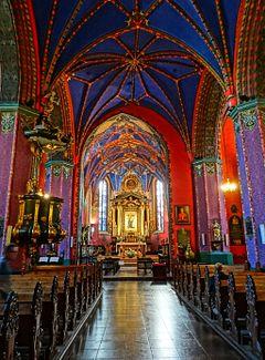 Bydgoszcz Cathedral Wikipedia