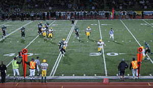 Alberta Golden Bears - University of Alberta Golden Bears football team