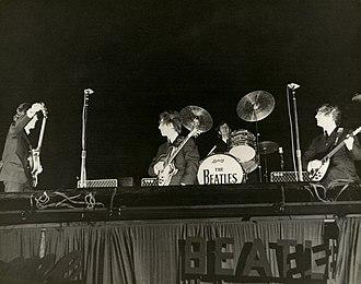 Gator Bowl Stadium - Image: Beatles JAX