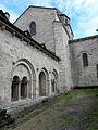 Beaulieu-sur-Dordogne (19) Abbatiale Extérieur 03.JPG
