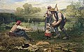 Beaux-Arts de Carcassonne - Les premiers pas (Salon de 1883) - Georges Laugée 125x91.jpg