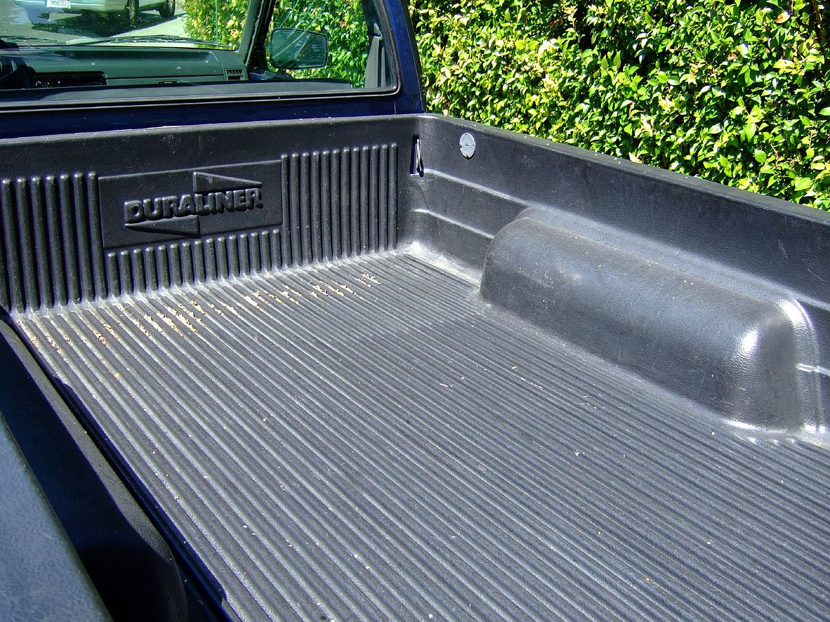 Bed Of A Truck >> Truck Bedliner Wikipedia