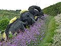 Bee Sculpture @ Eden Project (9757417253).jpg