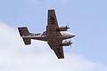 Beechcraft Baron EC-HQY de AFN, escuela de pilotos de La Coruña (14542217670).jpg