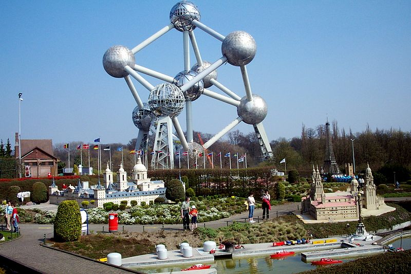 Ficheiro:Belgium - Brussels - Bruparck - Mini Europe.jpg