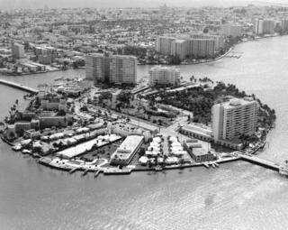 Belle Isle (Miami Beach) Neighborhood of Miami Beach in Miami-Dade County, Florida, United States