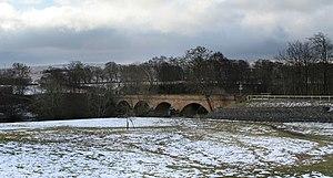 Bellingham Bridge - Image: Bellingham Bridge geograph.org.uk 1152150