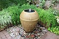 Bellingrath Gardens and Home 2018 small fountain outside gift shop.jpg