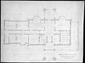 Belmead, Virginia, for Philip St. George Cocke (plan of principle floor) MET MM55643.jpg