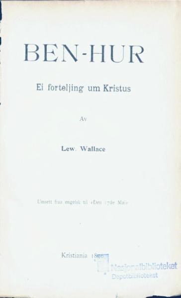 File:Ben-Hur.djvu