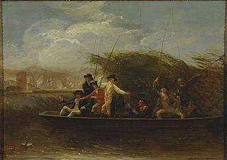 Gentlemen Fishing