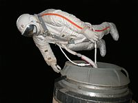 Berkut spacesuit at Air and Space - back removed.jpg