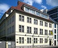 Berlin, Mitte, Albrechtstrasse 26, Botschaft Ukraine