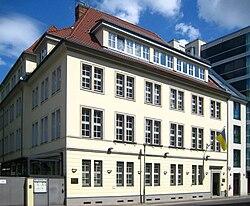 Berlin, Mitte, Albrechtstrasse 26, Botschaft Ukraine.jpg
