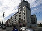 Berlin Warschauer Strasse Industriepalast