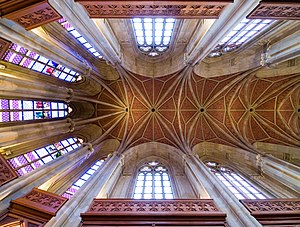 Friedrichswerder Church - Image: Berlin church of Friedrichswerder vault