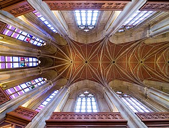 Friedrichswerder Church - Image: Berlin church of Friedrichswerder vault