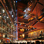 Inside the Berlinale Palast during the Berlin Film Festival in February