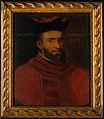 Bernard of Gordon. Oil painting. Wellcome V0017873.jpg