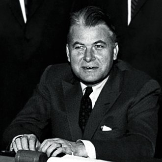 Bert Combs - Combs in 1960