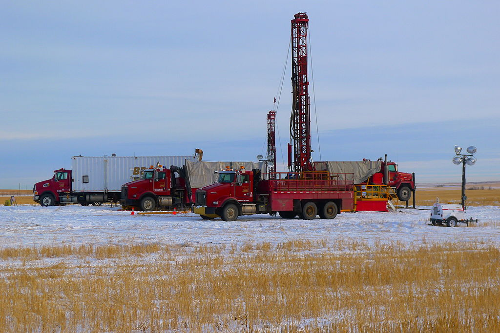 Photo of Drilling in Alberta