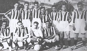1923–24 Istanbul Football League - Istanbul League - Besiktas JK 1923-24 Champion