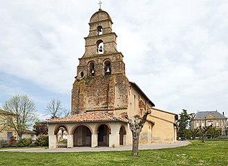 Bessens - Image: Bessens église de l'Assomption